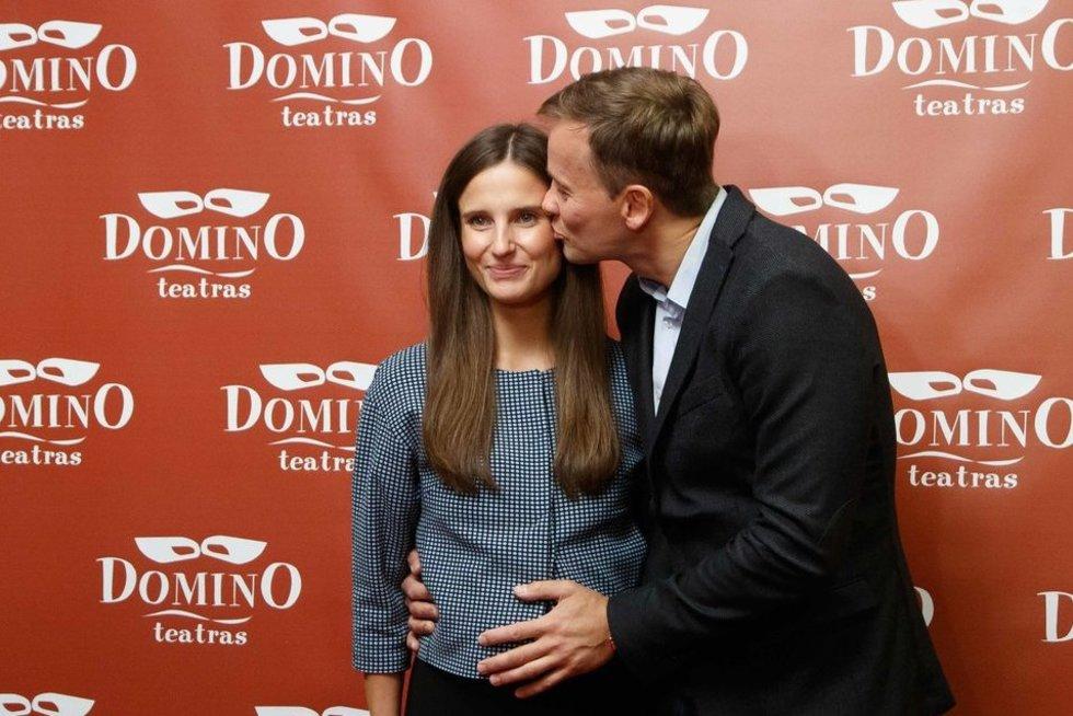 """""""Domino"""" teatras pristatė spektaklį """"Pats geriausias šou"""" (nuotr. Tv3.lt/Ruslano Kondratjevo)"""