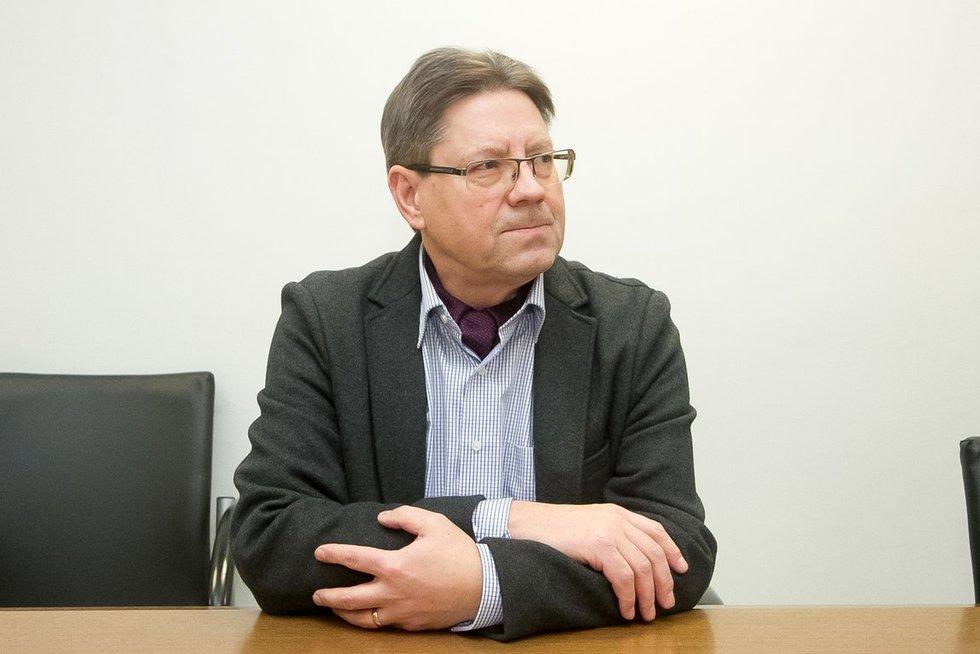 Stasys Šedbaras (nuotr. Tv3.lt/Ruslano Kondratjevo)