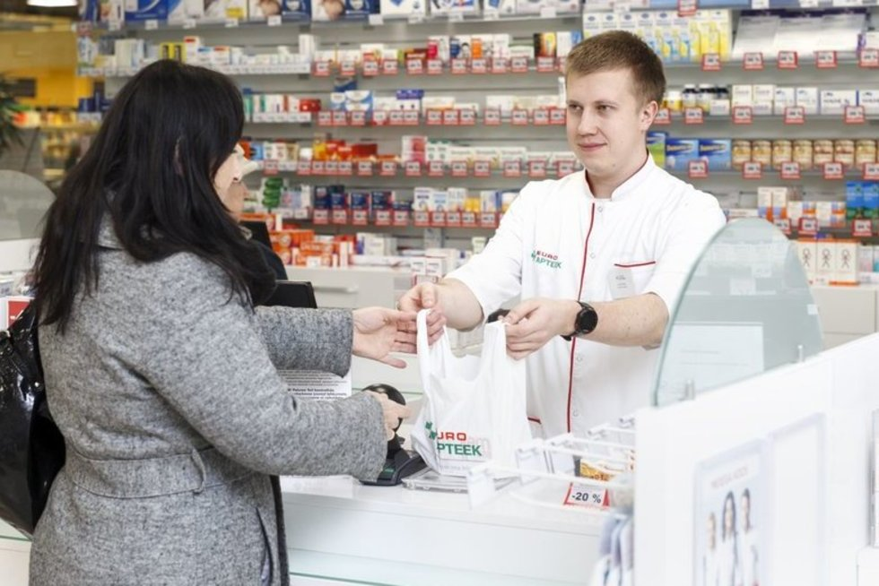 """Euroapotheca"" vaistinė (nuotr. bendrovės)"