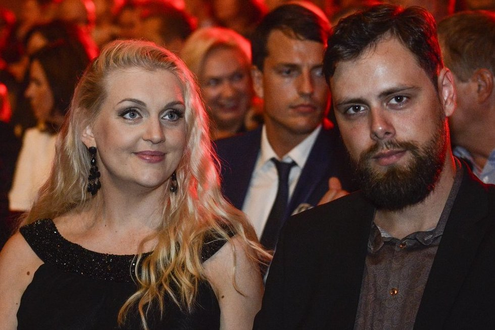 Rūta Ščiogolevaitė ir Rolandas Damijonaitis  (nuotr. Fotodiena.lt)
