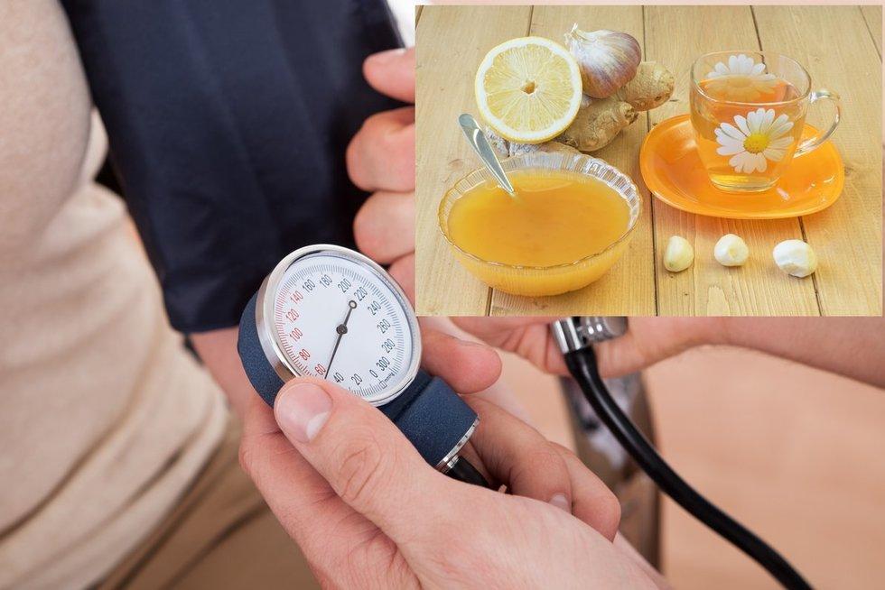 Kraujo spaudimas (nuotr. 123rf.com)