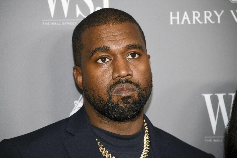 Kanye West (nuotr. SCANPIX)