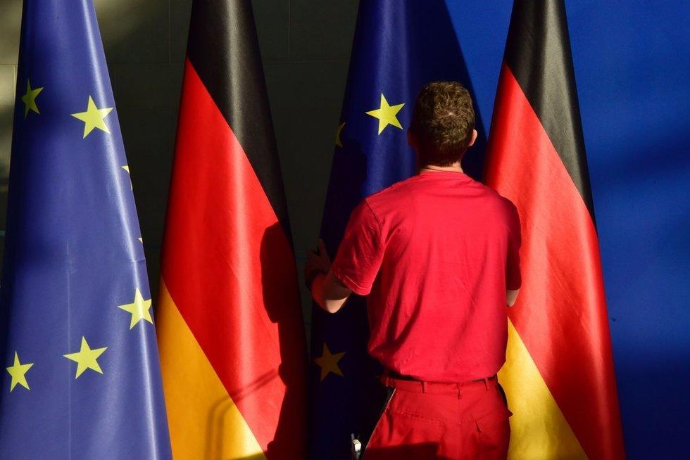 Vokietija (nuotr. SCANPIX)