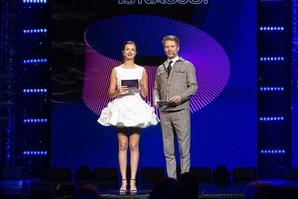 Gebrielė Martirosianaitė ir Giedrius Masalskis (Greta Skaraitienė/Fotobankas)