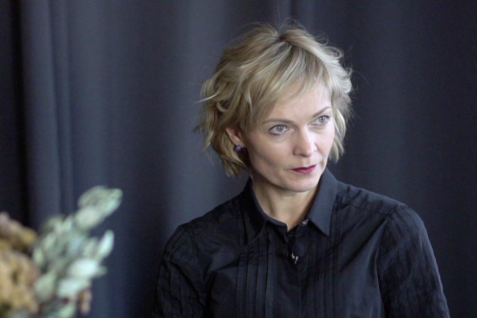 Kristina Zmailaitė (nuotr. stop kadras)