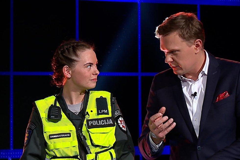 Ina Dambrauskaitė (nuotr. TV3)