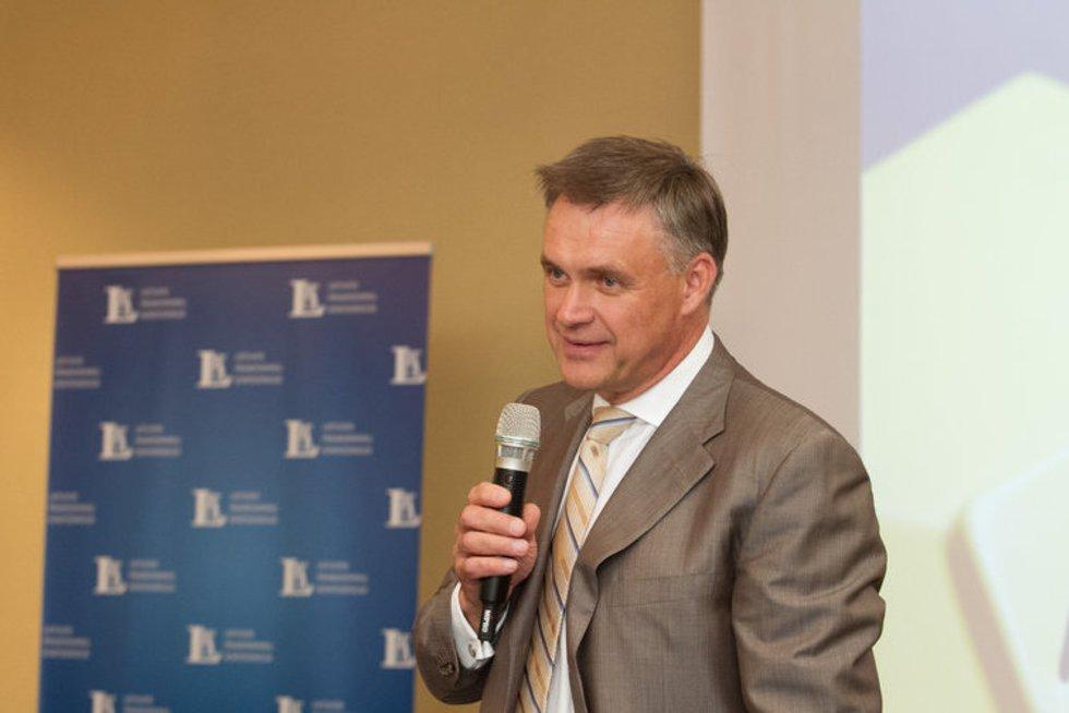 Robertas Dargis (nuotr. Balsas.lt/Ruslano Kondratjevo)