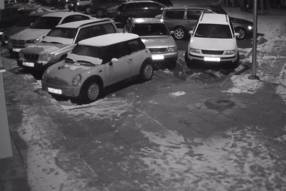 Vilniaus pareigūnai ieško dviejų asmenų
