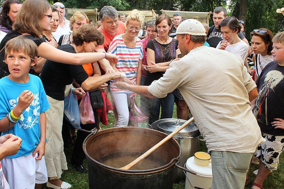 Sūrių festivalis  (nuotr. Organizatorių)