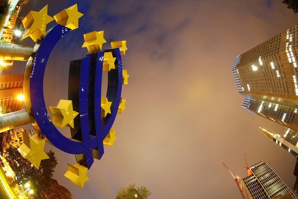 Europos Centrinis Bankas (nuotr. SCANPIX)