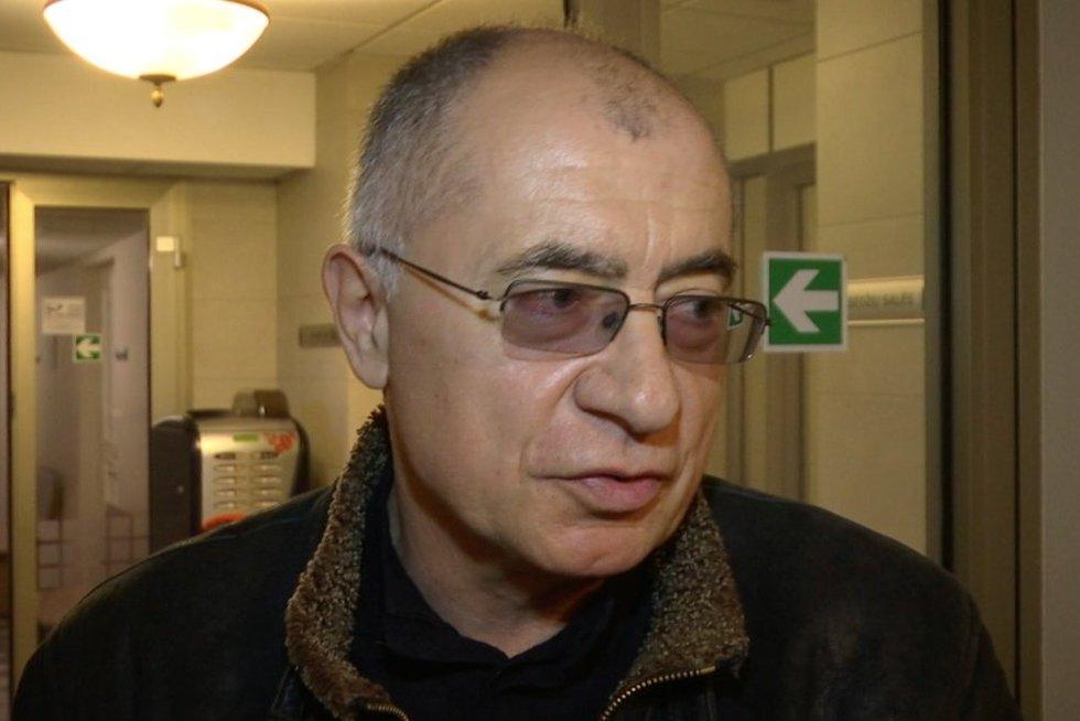 G. Furmanavičius (nuotr. stop kadras)