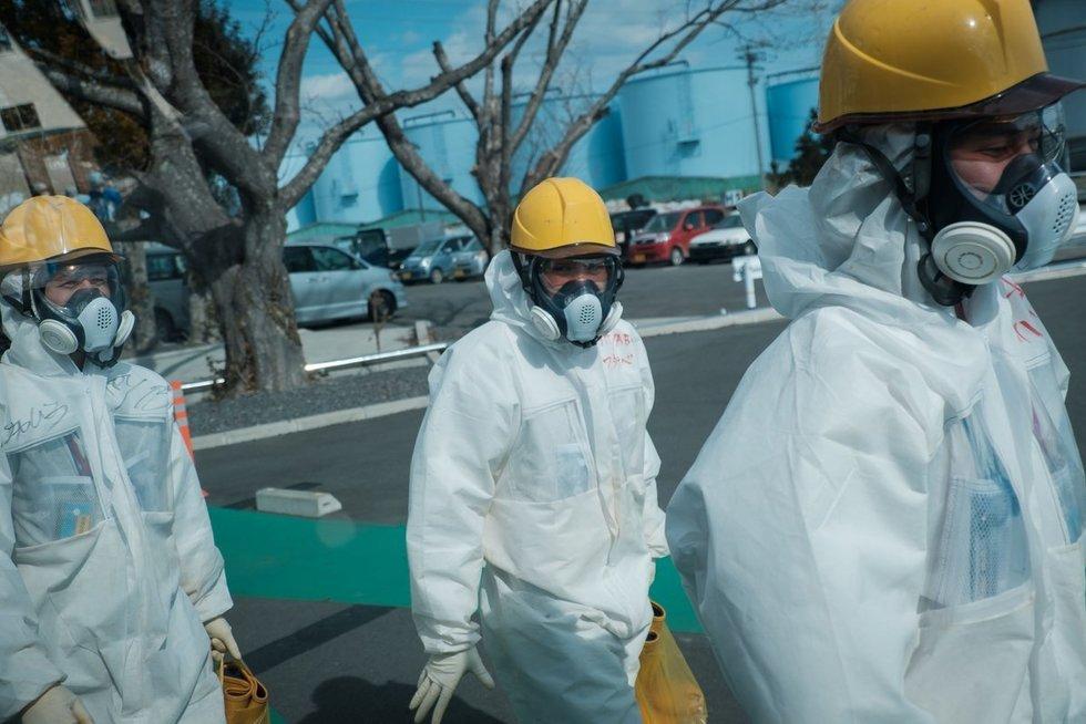 Černobylio jėgainės zonoje užfiksuota nedidelė radioaktyvaus jodo koncentracija (nuotr. SCANPIX)