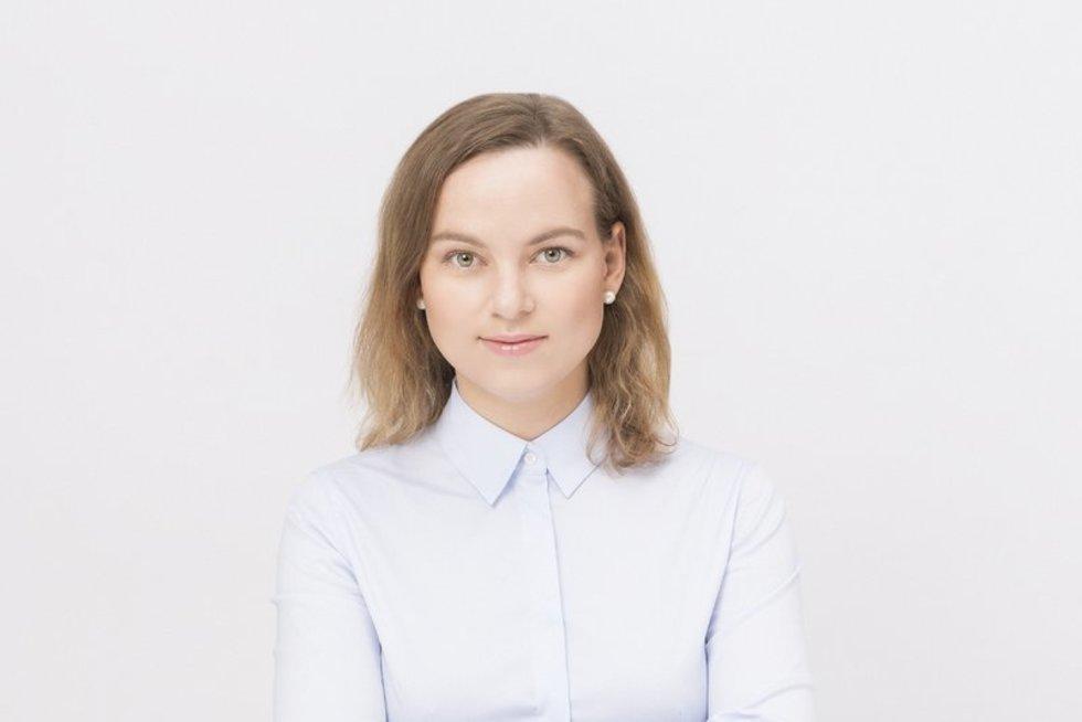 Sigita Pranckėnaitė (asmeninio albumo nuotr.)