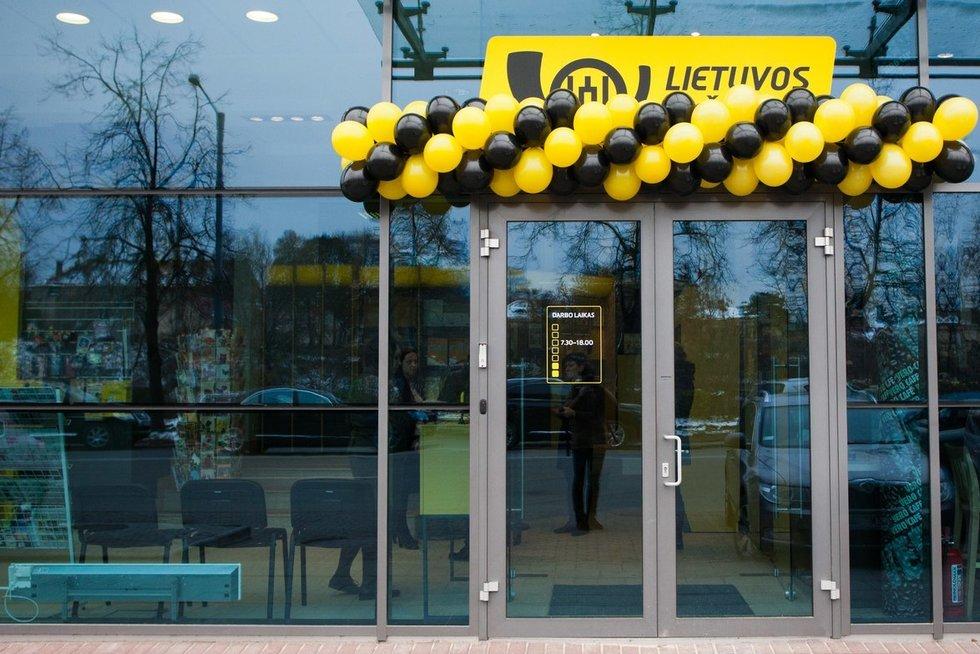 Lietuvos paštas (Tomas Lukšys/Fotobankas)