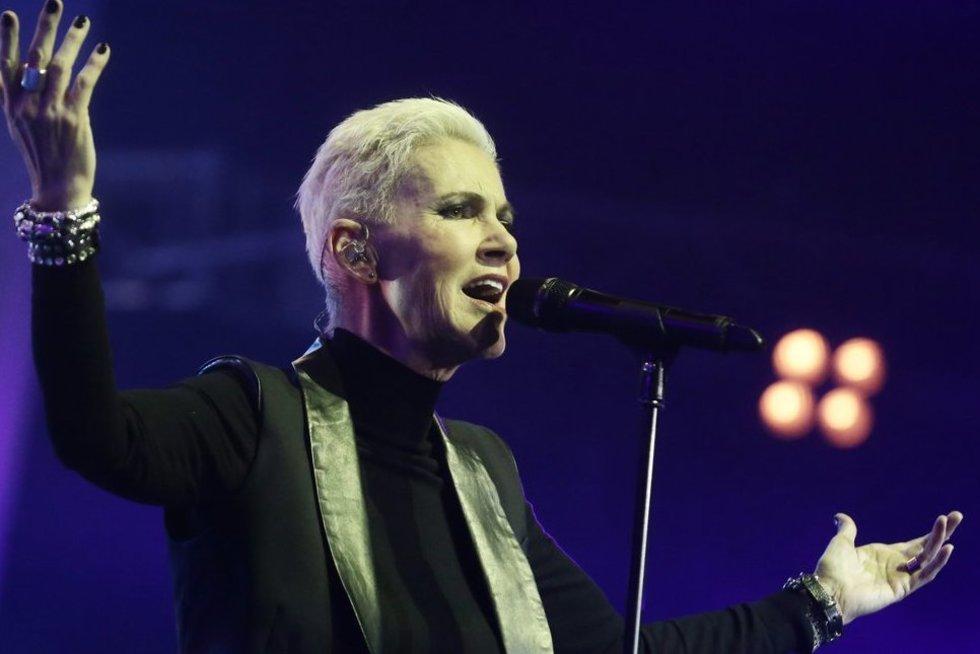 Marie Fredriksson (nuotr. SCANPIX)
