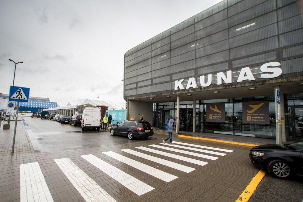 Kauno oro uostas (nuotr. bendrovės)