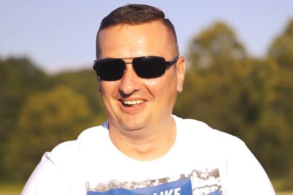 Tomas Bagdonavičius išleido naują dainą (nuotr. YouTube)