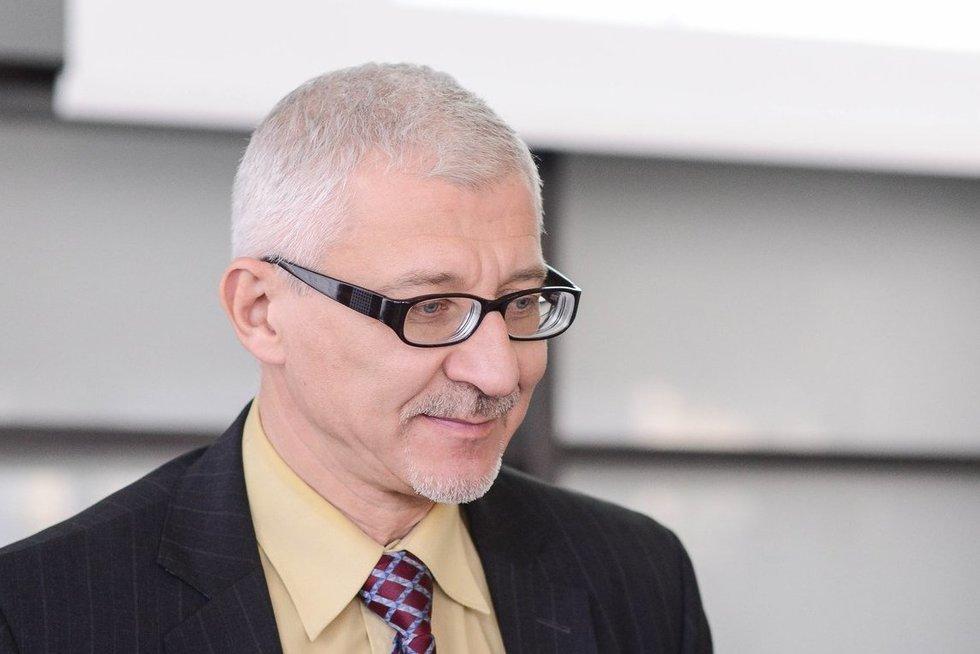 Boguslavas Gruževskis (nuotr. Fotodiena/Pauliaus Peleckio)