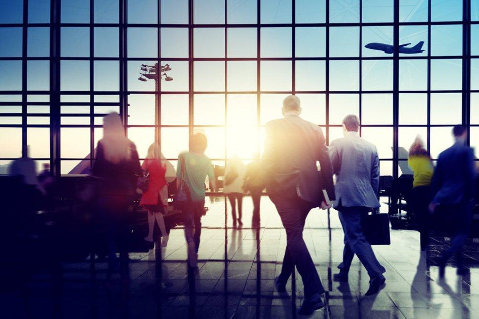 Oro uostas (nuotr. Fotolia.com)