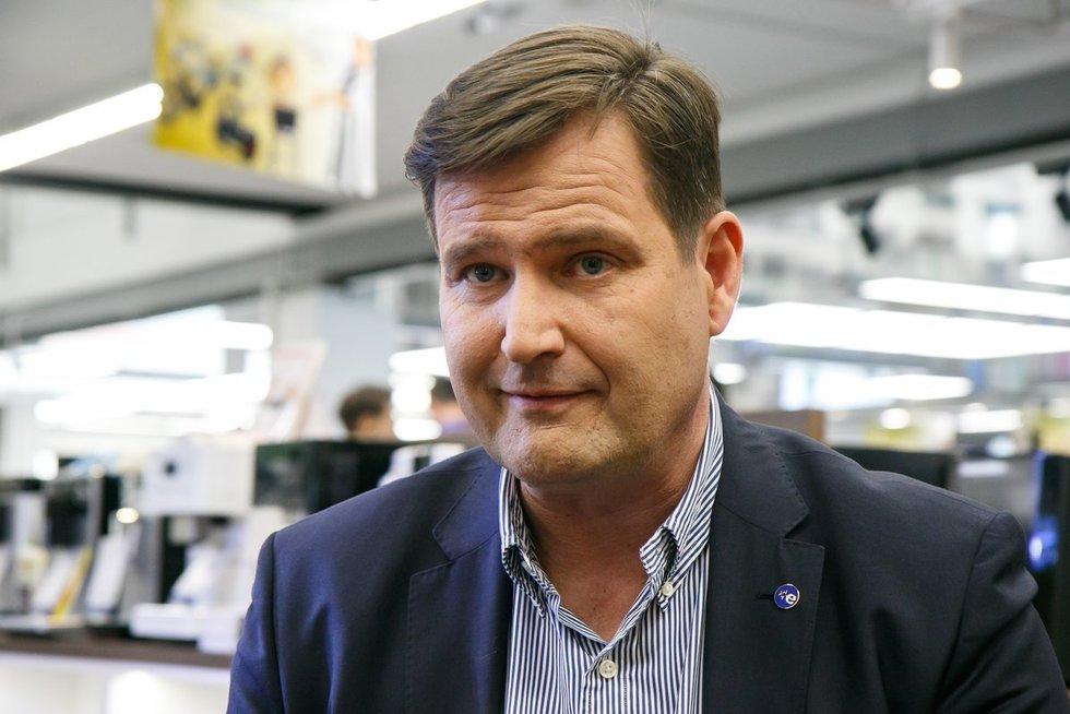 John Olsen (nuotr. Tv3.lt/Ruslano Kondratjevo)
