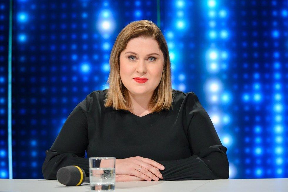 Dovilė Filmanavičiūtė (nuotr. Eimanto Genio)