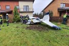 Kauno rajone nukrito lėktuvas, žuvo du žmonės (nuotr. Kauno rajono GMPS)