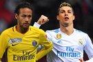 Neymaras ir Cristiano Ronaldo (nuotr. SCANPIX)