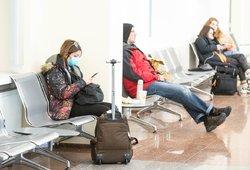 Raudonojo kryžiaus savanoriai laikinai atsisako budėti Vilniaus oro uoste