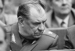 Mirė buvęs Sovietų Sąjungos gynybos ministras Dmitrijus Jazovas