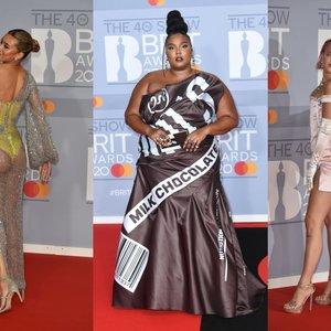 """""""Brit Awards"""" svečių stilius: pataikė į dešimtuką ar prašovė pro šalį?"""