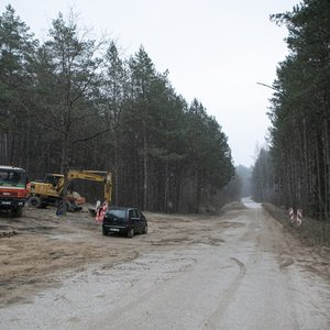 Vilniaus rajono valdžia svarstys, ar skirti 800 tūkst. eurų toliesniam Skvernelio gatvės asfaltavimui