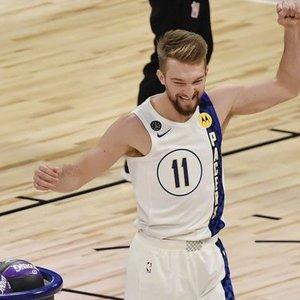 Kitokia NBA šventė: kiek kainavo galimybė pamatyti Sabonį ir kitas žvaigždes?