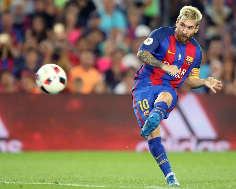 Lionelis Messi (nuotr. Vida Press)