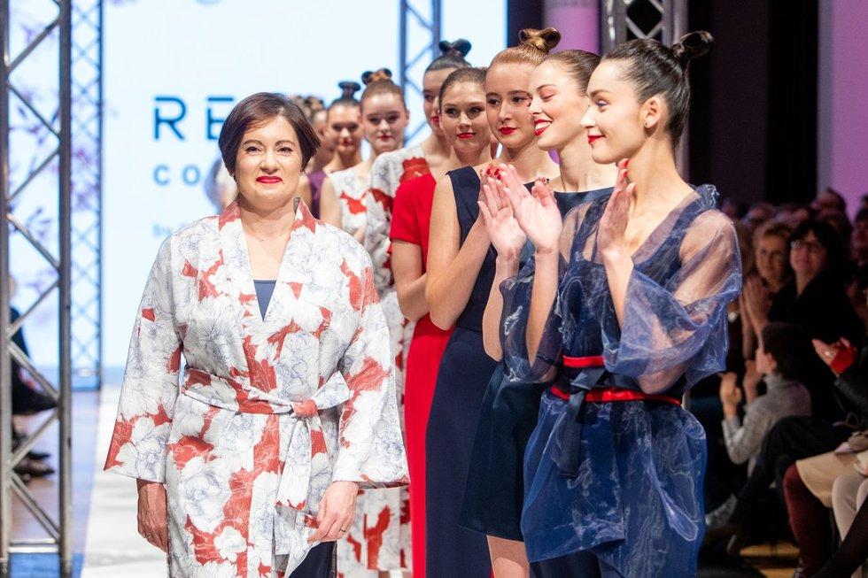 """""""Reda Couture"""" naujos kolekcijos pristatymas"""