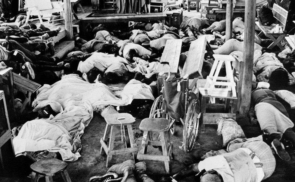 Žudynės Džonstaune