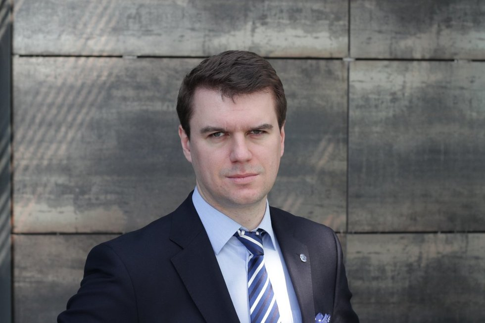 Žilvinas Šilėnas, Lietuvos laisvosios rinkos instituto prezidentas (nuotr. asm. archyvo)