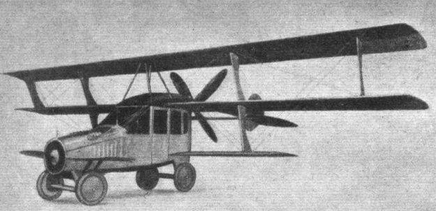 Curtisso autoplanas (nuotr. mixstuff.ru)