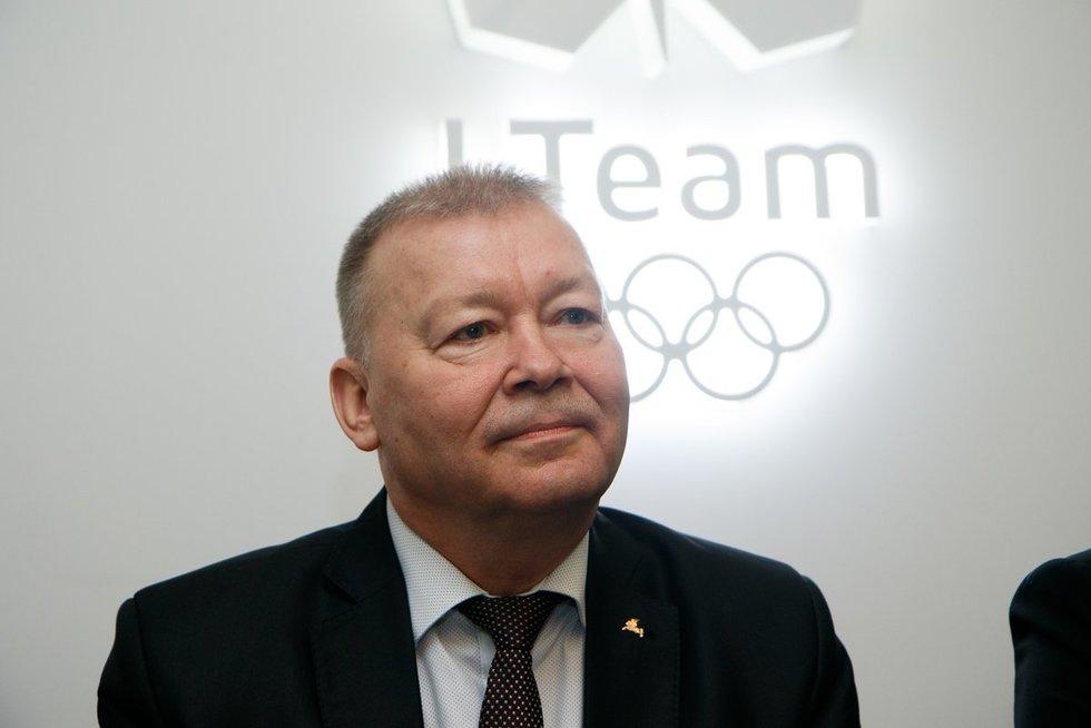 Vytautas Grigaravičius (nuotr. Tv3.lt/Ruslano Kondratjevo)