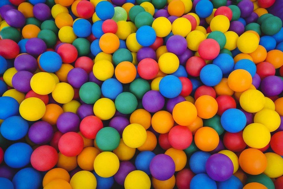 Laimingas kamuoliukas (nuotr. TV3)