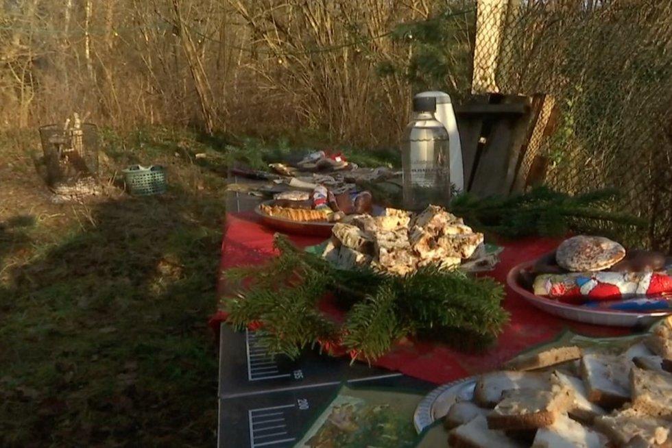 Ypatinga tradicija (nuotr. TV3)