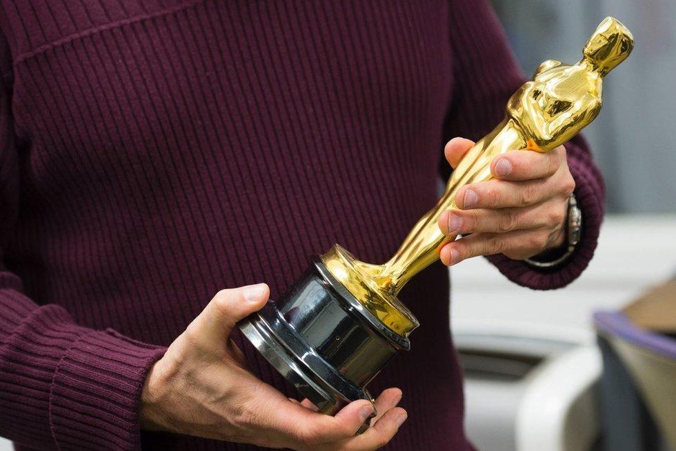 Oskaro statulėlės (nuotr. SCANPIX)