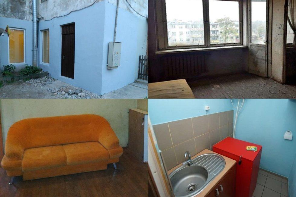 Lietuvoje parduodami butai iki 5 tūkst. eurų (nuotr. asm. archyvo)