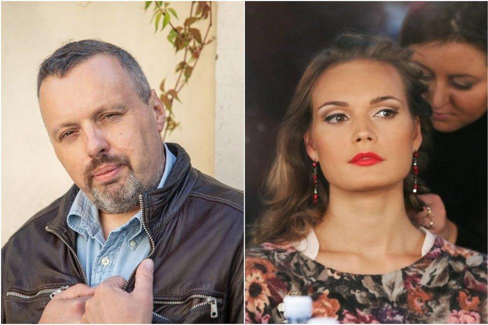 Andrius Užkalnis ir Jurgita Jurkutė (tv3.lt fotomontažas)