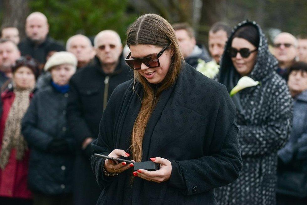 Vitalijaus Cololo laidotuvės (nuotr. Fotodiena/Justinas Auškelis)