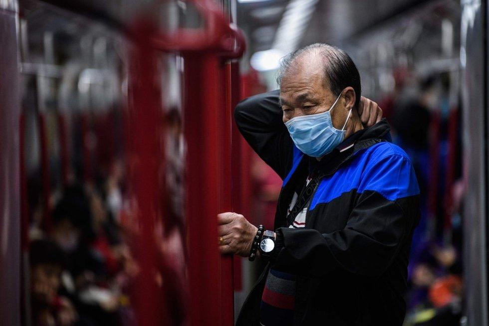 Virusologas perspėja dėl globalios epidemijos grėsmės: žmonija turi tam ruoštis (nuotr. SCANPIX)