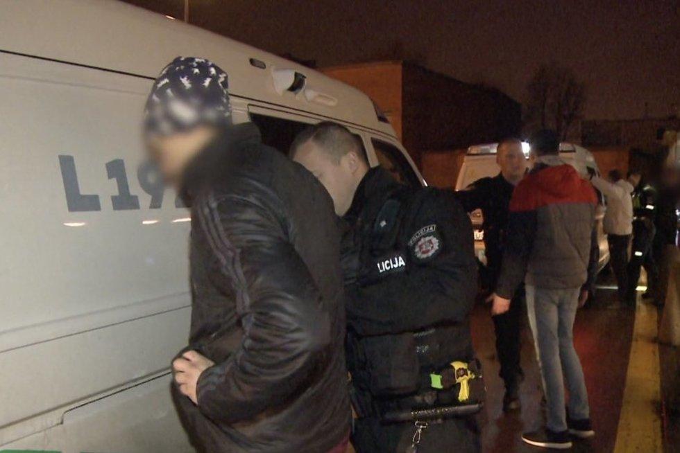 Žiaurus užpuolimas Klaipėdoje: smaugė vyrą iš kurio atėmė piniginę