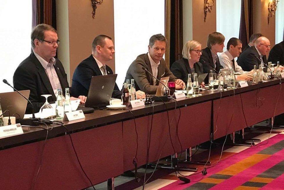 FIBA Europe vykdomojo komiteto posėdis