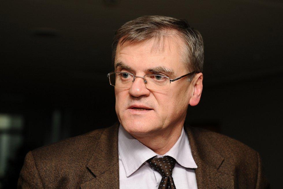 Stasys Kropas (nuotr. Fotodiena.lt/Roberto Dačkaus)