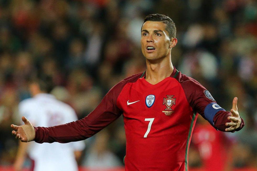 Cristiano Ronaldo (nuotr. Vida Press)