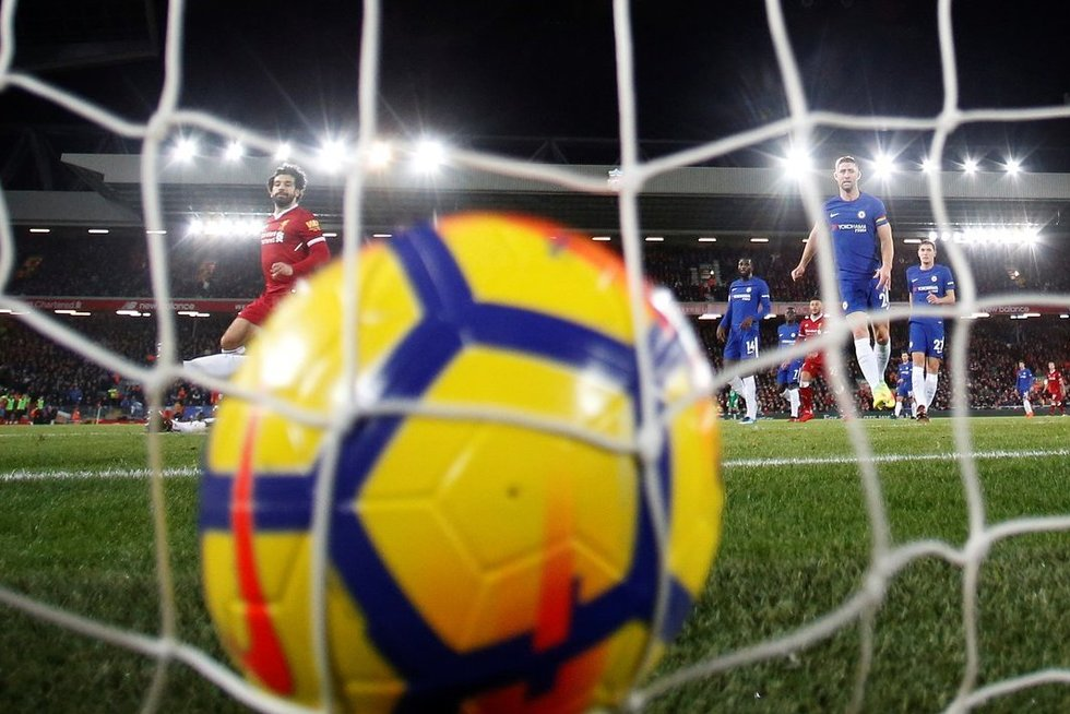 """Liverpool"" – Londono ""Chelsea"" 1:1 (nuotr. SCANPIX)"